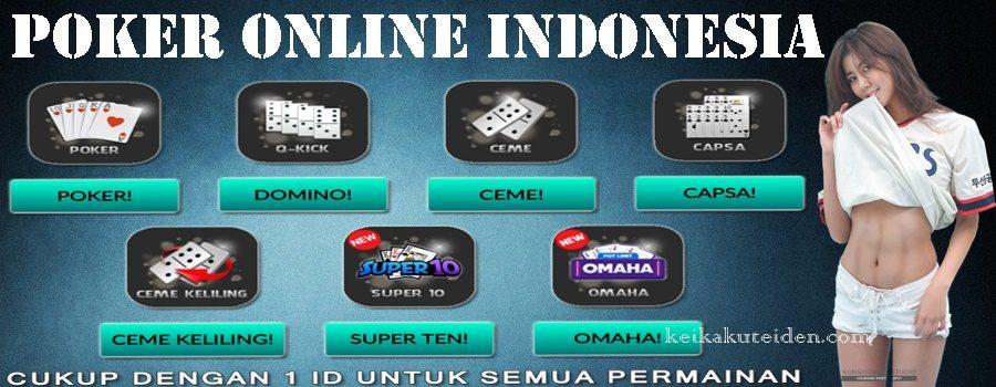 Poker Online Indonesia & Cara Menang