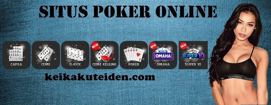 Situs Poker Online Apa Bagaimana Dan Menang